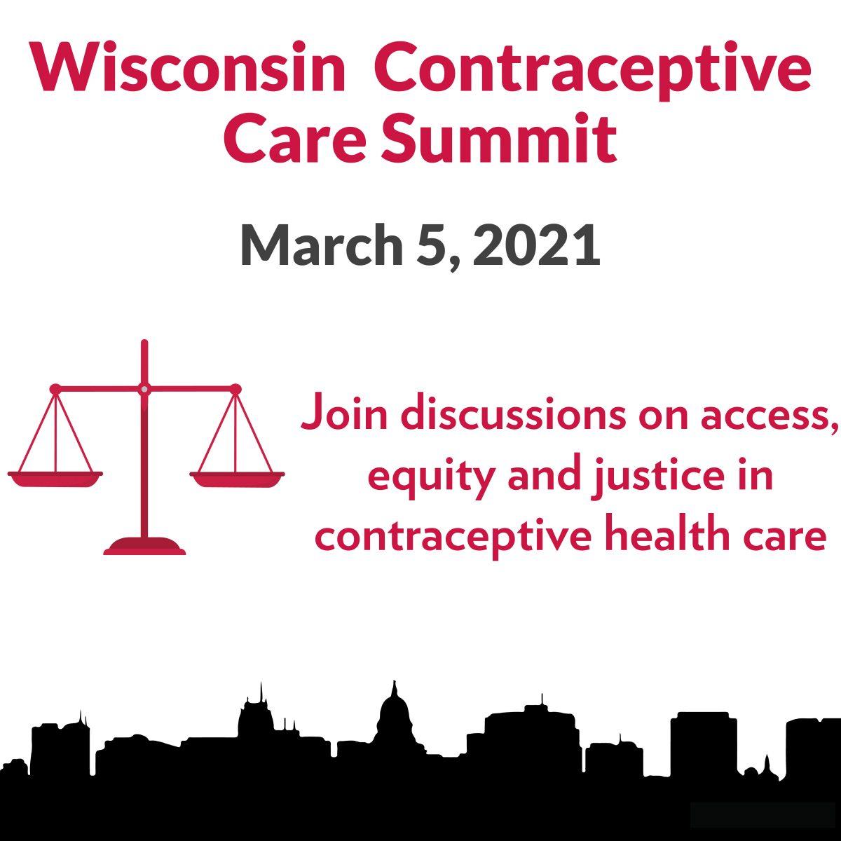 Contraceptive Care Summit social media image